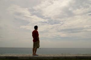 Brian 看海