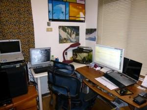 我的辦公室
